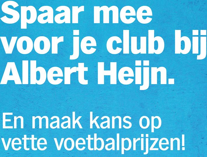 Help SVM aan materialen voor de jeugd en spaar mee met Voetbalpassie!